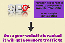 What is SEO Optimization Infographic