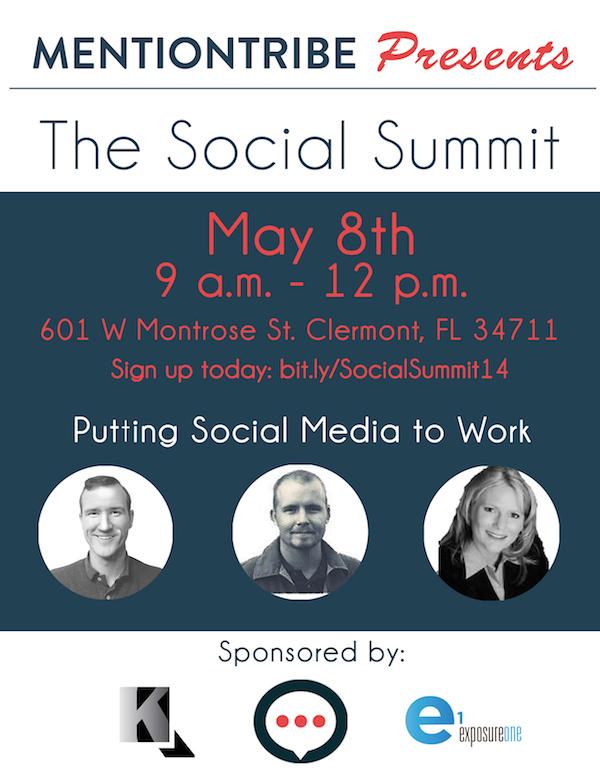 Social Media Summit 2014 Clermont FL