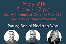 Social Media Marketing Summit In Clermont